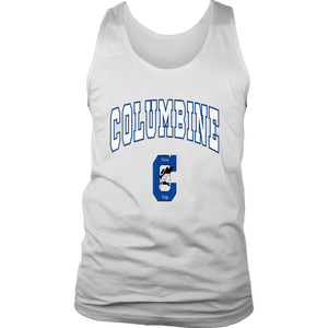 Columbine Senior High School Rebels T-Shirt C2