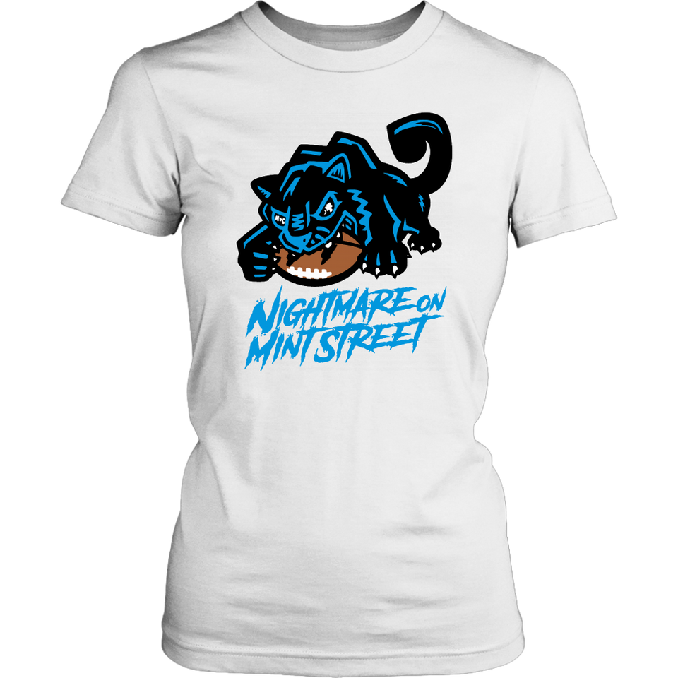 NIGHTMARE ON MINT STREET Shirt Carolina Panthers