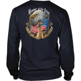 Home Of The Free Because Of The Brave Shirt US Army - Veteran - Sodier