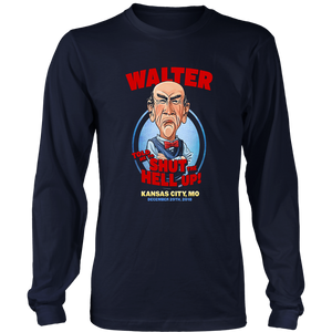 Walter Kansas City, MO Long Sleeve Shirt
