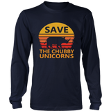 Save The Chubby Unicorns Shirt