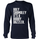 Curse of Oak Island Holy Shamoley Bobby Dazzler Tshirt