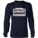 PATRIOTS - THE GREATEST DYNASTY OF ALL TIME SHIRT - SUPER BOWL LIII CHAMPIONS - New England Patriots