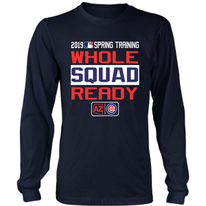 Chicago Cubs 2019 Spring Training Authentic Collection T-Shirt