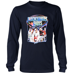 We All Love Backstreet 2018 T-shirt Cool Boys