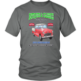 Hot Rod Classic Car Funny Father's Day T-Shirt Novelty Gift