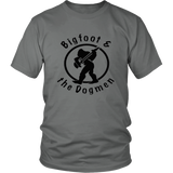 bigfoot Playing guitar T-Shirt