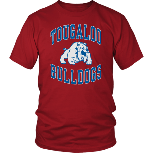Tougaloo College Bulldogs Shirt