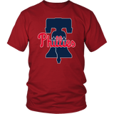 Philadelphia Phillies Unvei New Primary Logo T-Shirt