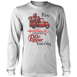 It's A Hallmark Christmas Movies And DR Pepper Kind Of Day Shirt