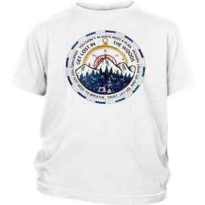 Get Lost In The Woods Shirt