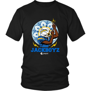 JACKBOYZ SHIRT Los Angeles Chargers