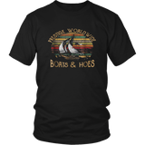 Prestige worldwide boats and hoes T-shirt