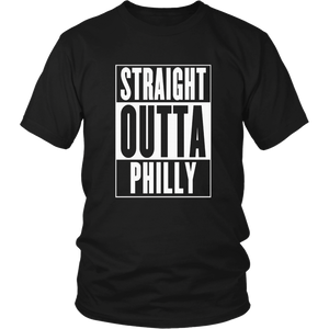 Straight Outta Philly T-Shirt Philadelphia Eagles