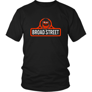 Gritty Broad Street Shirt Philadelphia Flyers