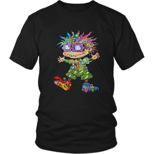 The 90s All Character Chuckie Finster Shirt