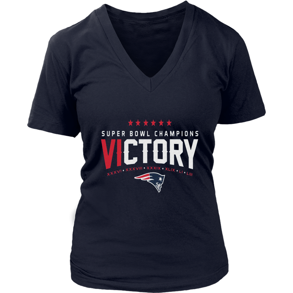 New England Patriots SUPER BOWL LIII CHAMPIONS SHIRT1