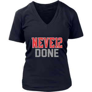 NEVE12 DONE SHIRT New England Patriots