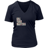 KILL YOUR MASTERS - FLORAL T-SHIRT Killer Mike