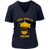 The End Is Meow T-Shirt