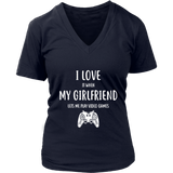 I Love My Girlfriend Video Games