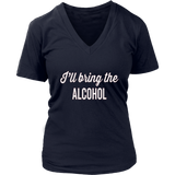 I'll Bring The Alcohol matching T-shirt