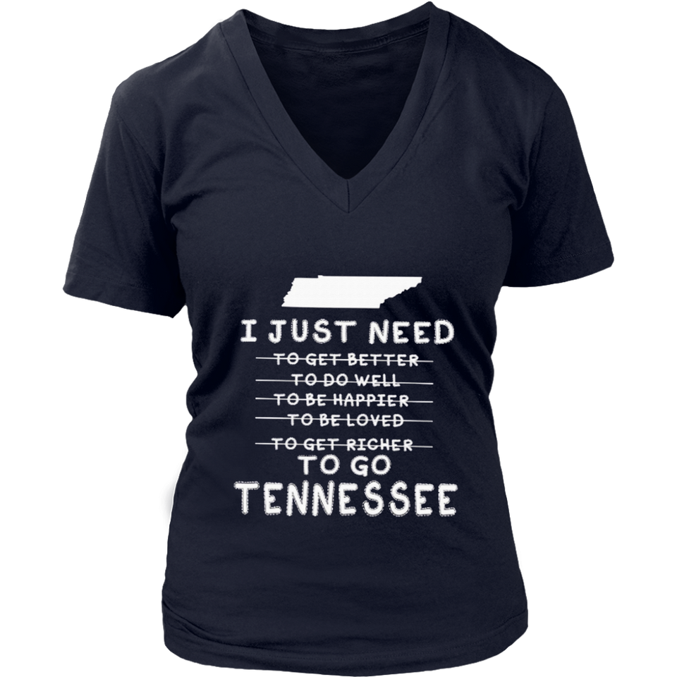 I Love My Home Tennessee Shirt