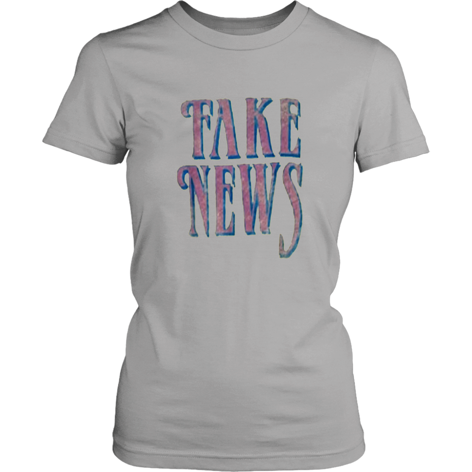 bloomingdales fake news shirt