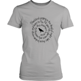 Blackbird Singing In The Dead Of Night Hippie TShirt Gift