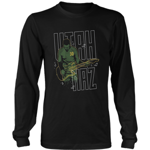 Utah Naz Shirt Naz Mitrou-Long
