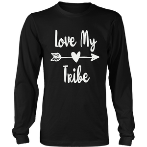 Funny Love My Tribe Shirt