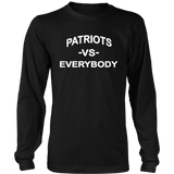 Patriots Vs Everybody T-Shirt