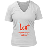 Lent Remember That You Are Dust T Shirt