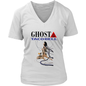 Ghost In The Tacobell Shirt