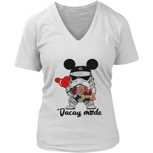 Star Wars Stormtrooper Micky Vacay Mode shirt