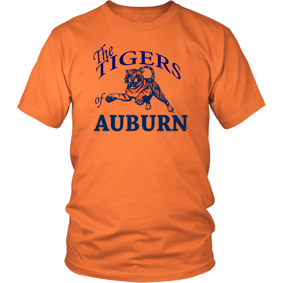 Ace Boogie - The Tiges Of Auburn Shirt - Auburn Tiger Shirt Cam Newton - Carolina Panthers