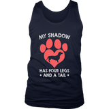 My Shadow Has 4 Legs And A Tail Wiener Shirt