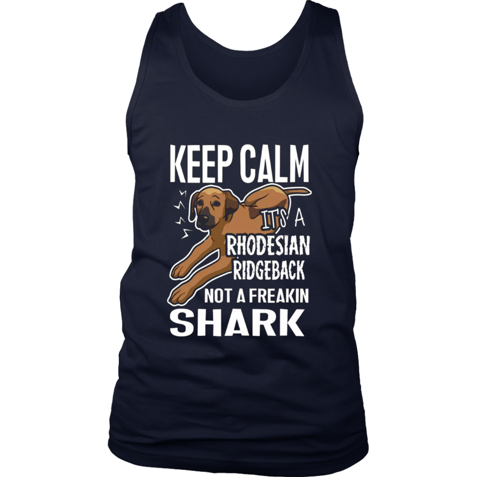 Keep Calm Rhodesian Ridgeback Dog T shirts