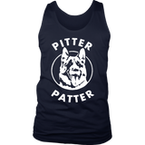 Funny Pitter-Patter Arch logo TShirt