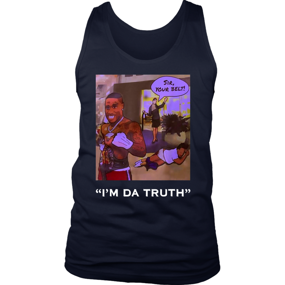 I'M DA TRUTH SHIRT DA BABY