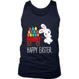 Bunny Shirt Girls Kids Toddlers Love Bunnies Easter Egg Hunt