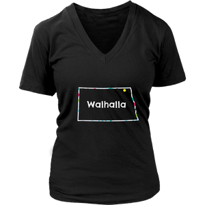 Walhalla ND T-Shirt for Women