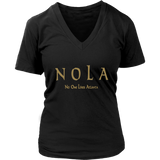 No One Likes Atlanta New Orleans Football Shirt