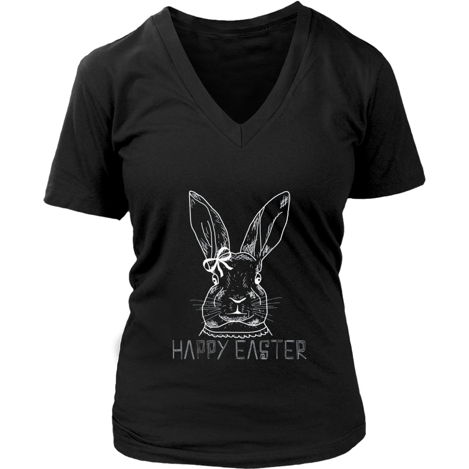 Funny Happy Easter Bunny Mother Mom Rabbit Egg Easter Shirt