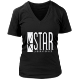 Go All Out Adult Star Labs Long Sleeve T-Shirt