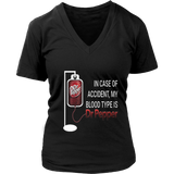 In-case-of-accident-my-blood-type-is-Dr-Pepper-shirt