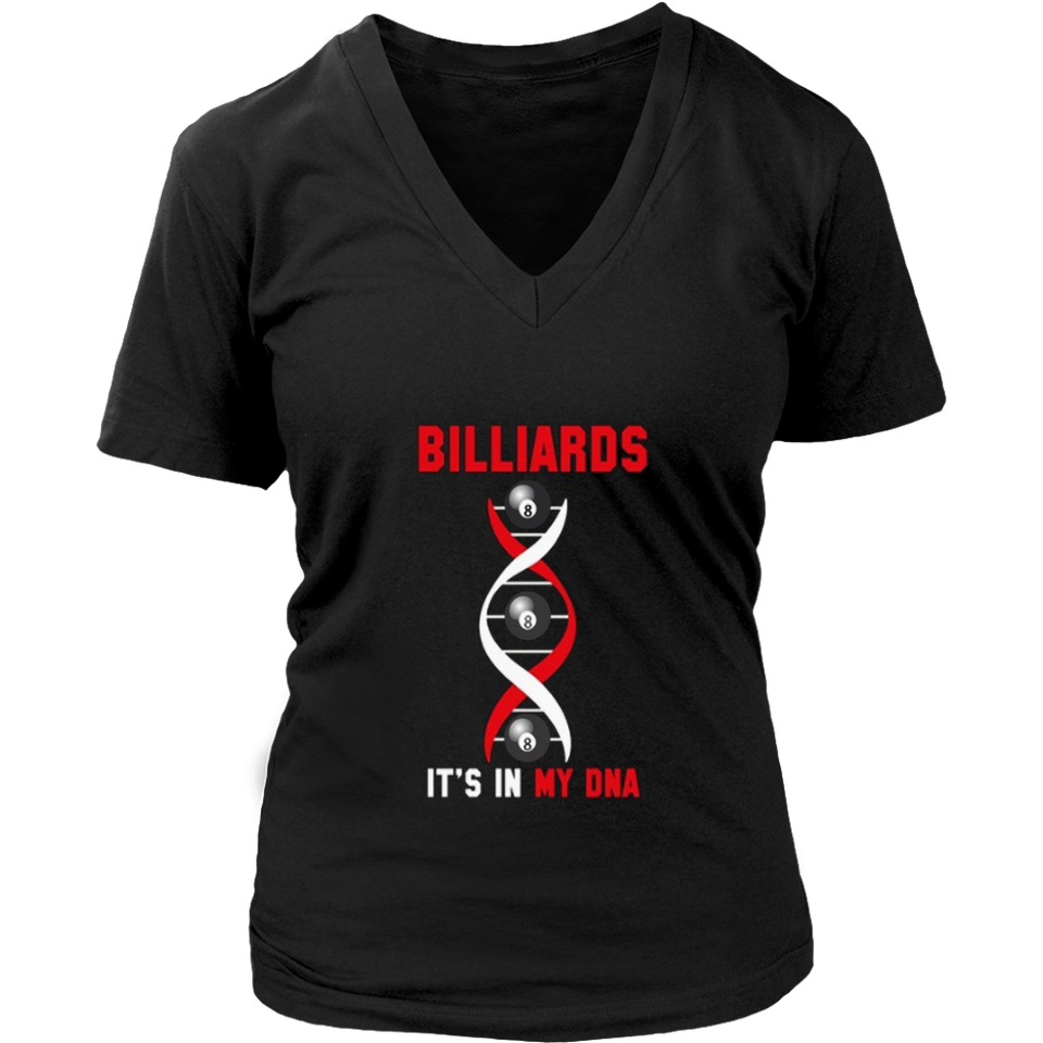 Billars - It's in my DNA - Funny T-Shirt