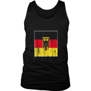 Love Germany T shirt German Roots Pride Flag Tee Deutschland