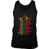 BLACK POWER SHIRT BLACK HISTORY MONTH PRIDE GIFT