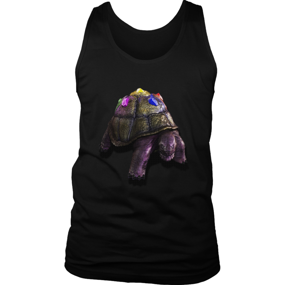 Thanos Turtle Shirt Avengers Infinity War